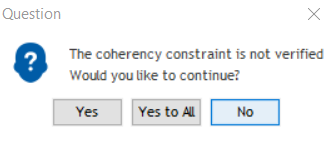 coherency constraint non verified
