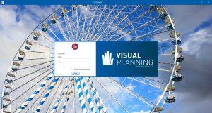 visual planning login