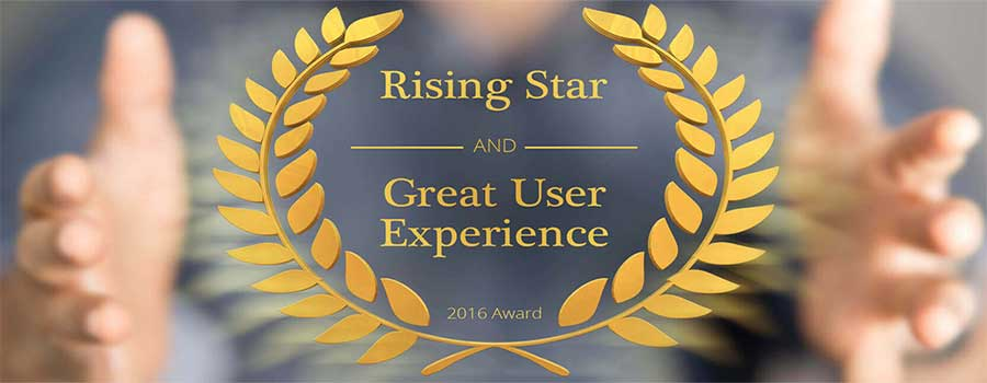 Visual Planning Wins FinancesOnline 2016 Best User Experience & Rising Star Award