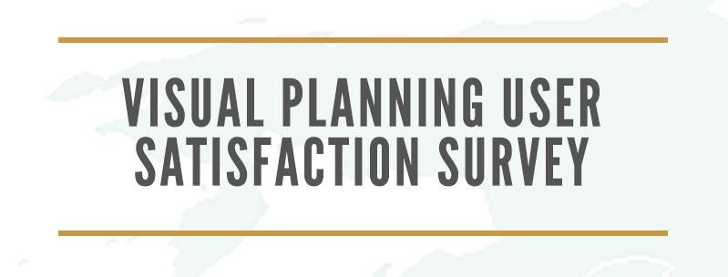 Visual Planning Satisfaction Survey 2019