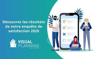 Enquête de satisfaction client 2020 | Visual Planning
