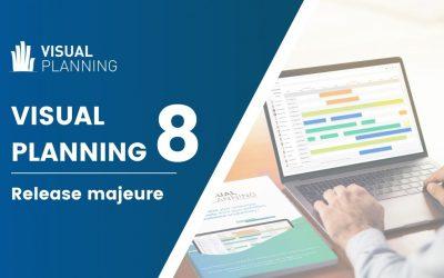 Visual Planning 8 bientôt disponible